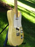 1990 USA Fender Telecaster - Body side
