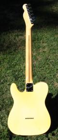 1990 USA Fender Telecaster - Full back